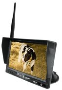 """Trailer Camera Set 2.4 GHz with 7.0"""" Monitor"""