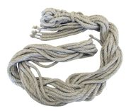 Rope Made from Natural Fibres